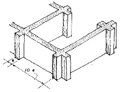 Seismic Strengthening: Wall Buttresses