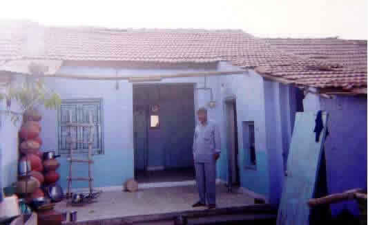 Typical Rural Building in Maliya Village, Gujarat (Source: IIT Powai 2001)