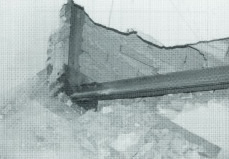 Illustration of Seismic Strengthening Techniques-New Braces Added to the Main Frame
