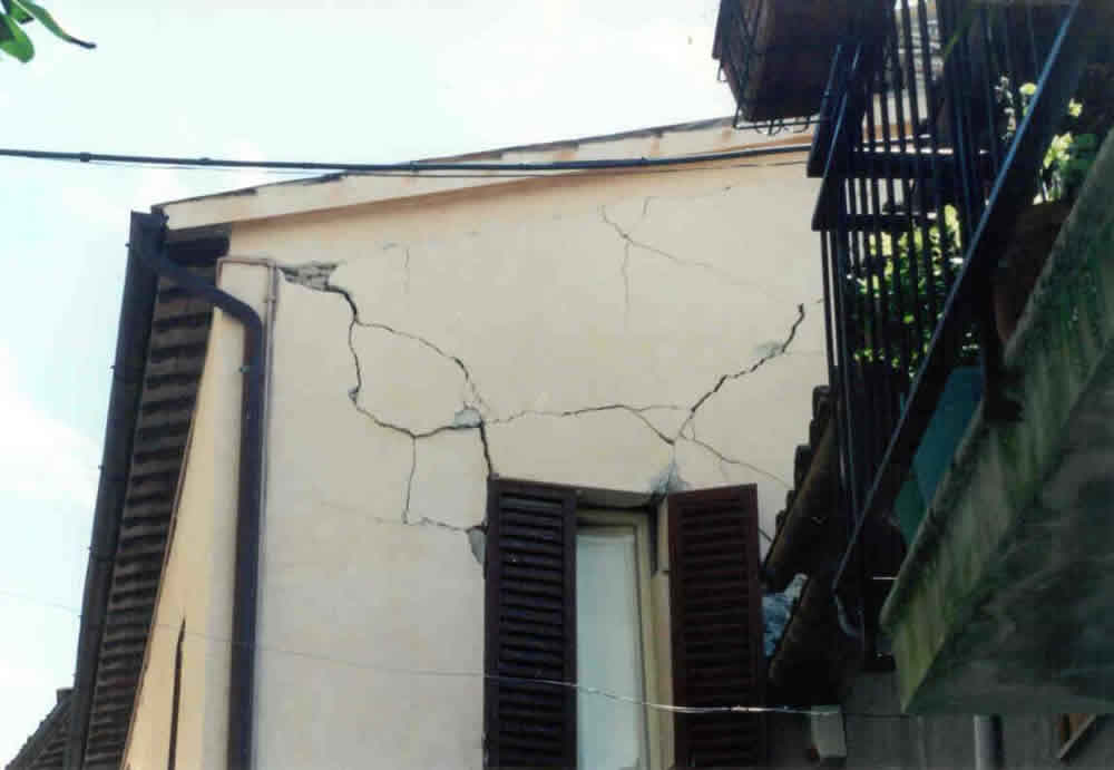 Earthquake Damage to a Retrofitted Building to the Inadequate RC Ring Beam-Wall Connection