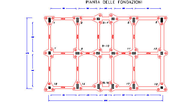 Typical Foundation Plan