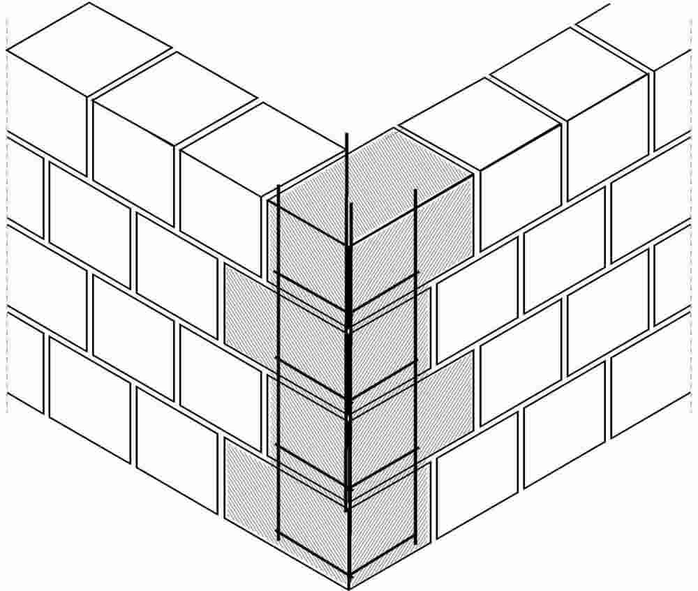 Critical Structural Details: Masonry Confined with Corner RC column