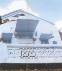 Gable Failure