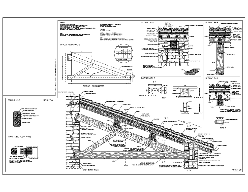 wood frame construction details - page 6