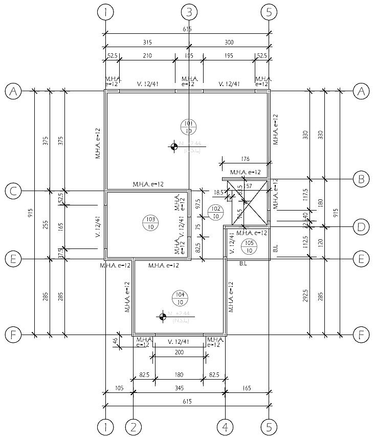 World housing encyclopedia whe for Concrete wall house plans